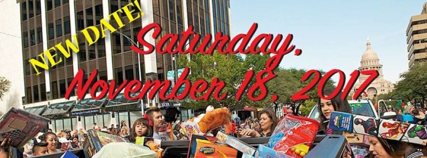 Chuy's 29th Annual Children Giving to Children Parade