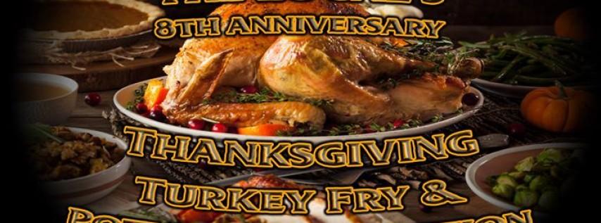 Thanksgiving Potluck