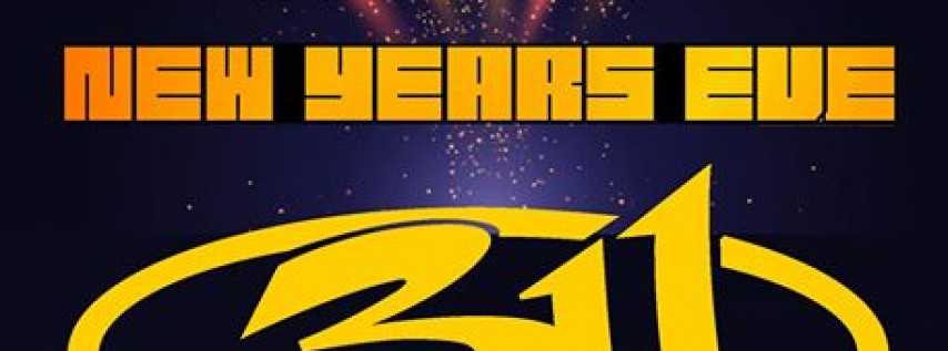 New Year's Eve w/ 311 at Marquee Theatre
