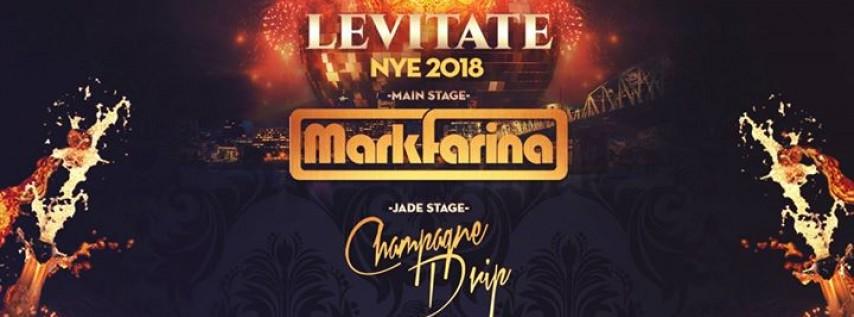 Levitate: 2018 NYE w/ Mark Farina & Champagne Drip