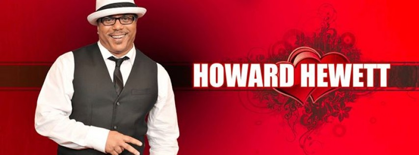 Intimate Holiday Concert with Howard Hewett