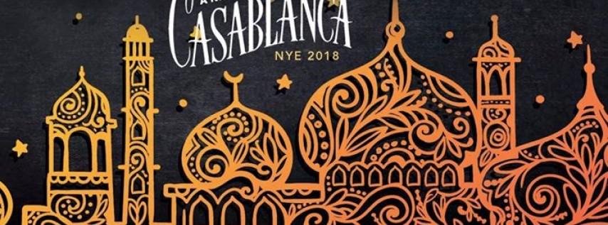 Aurora New Years Eve: A Night in Casablanca