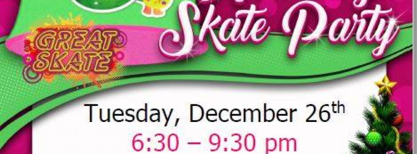 Troll Holiday Skate Party