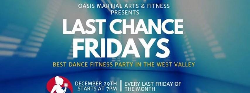 Last Chance Fridays