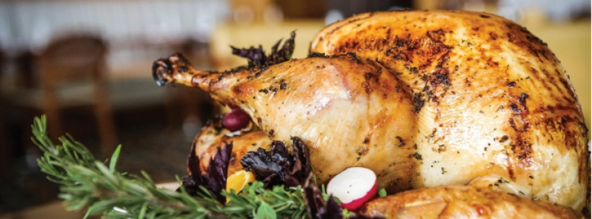 Thanksgiving Buffet at Ravello Four Seasons