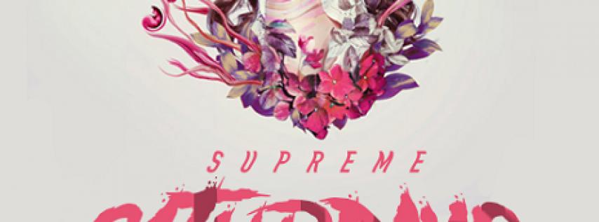 SUPREME SATURDAYS @CAFE NUNEZ NOV 25th