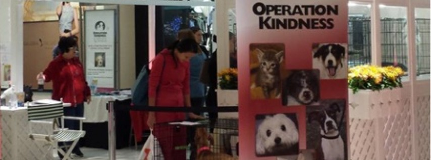 Operation Kindness Holiday Pet Adoptions at Galleria Dallas