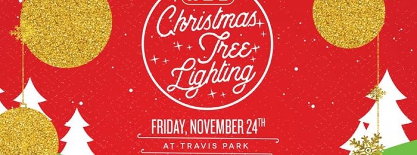 H-E-B Christmas Tree Lighting