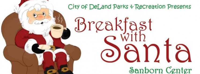 Breakfast with Santa SOLD OUT