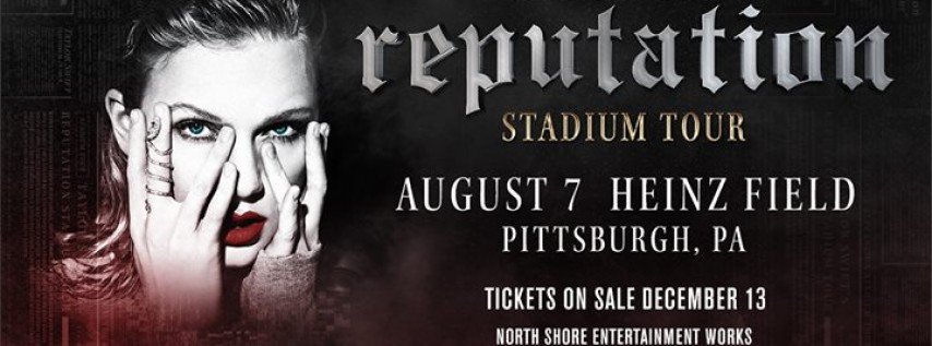 Taylor Swift's reputation Stadium Tour