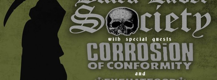 Black Label Society w/ Corrosion Of Conformity at The Marquee