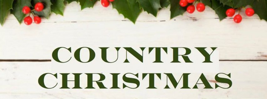 Country Christmas at Blackacre