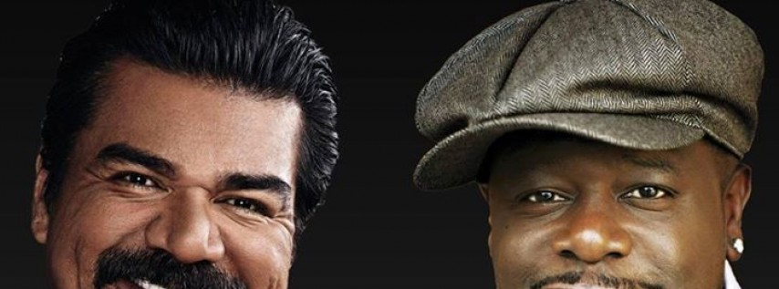 George Lopez and Cedric the Entertainer