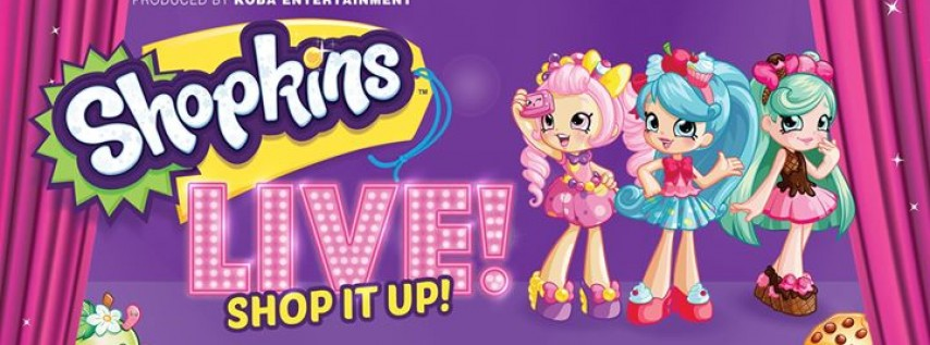 Shopkins Live! in Cincinnati, OH