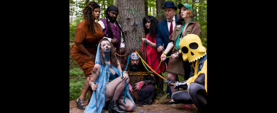 Walter Sickert & the Army of Broken Toys Halloween Happening