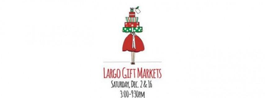 Largo Holiday Gift Market & City of Largo Holiday Stroll