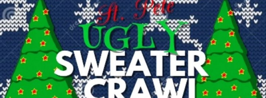 Ugly Sweater Food Truck Crawl - Free Admission + ELF Movie