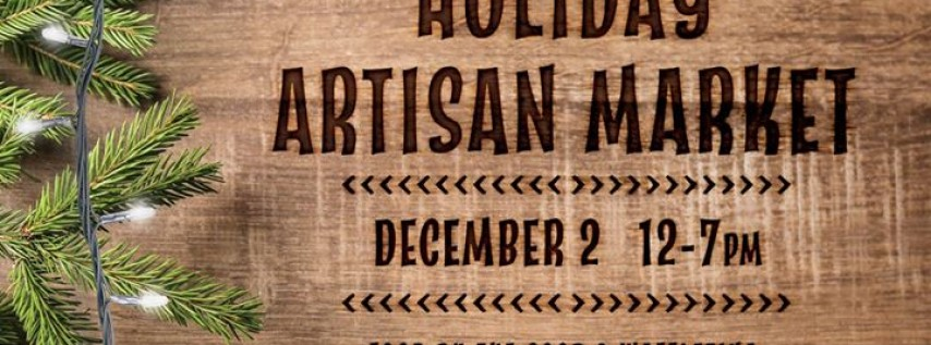 Commonwealth's Annual Holiday Artisan Market