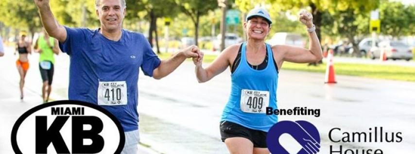 2018 Key Biscayne Miami Half Marathon | 10K