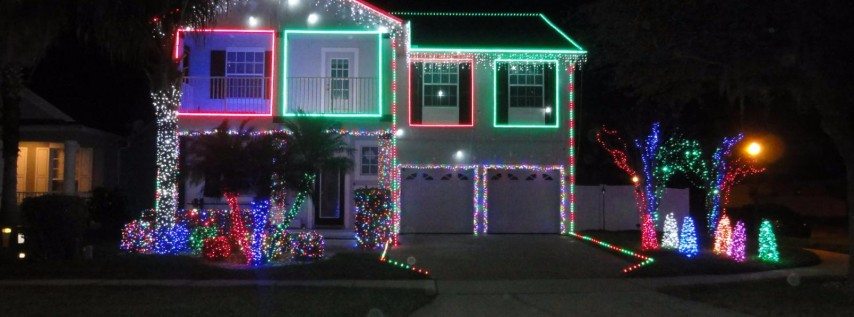 Lake Nona Lights