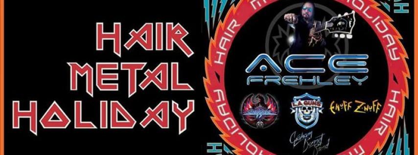 Hair Metal Holiday 2017