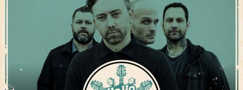 105.7 The Point HoHo Show w/ Rise Against at The Pageant