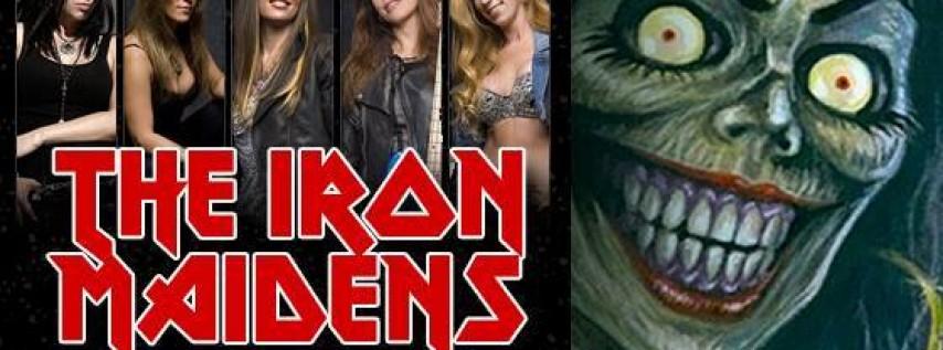 The Iron Maidens w/Whiplash @Wynfield's