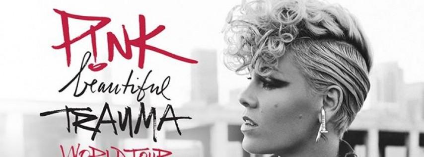P!NK: Beautiful Trauma World Tour