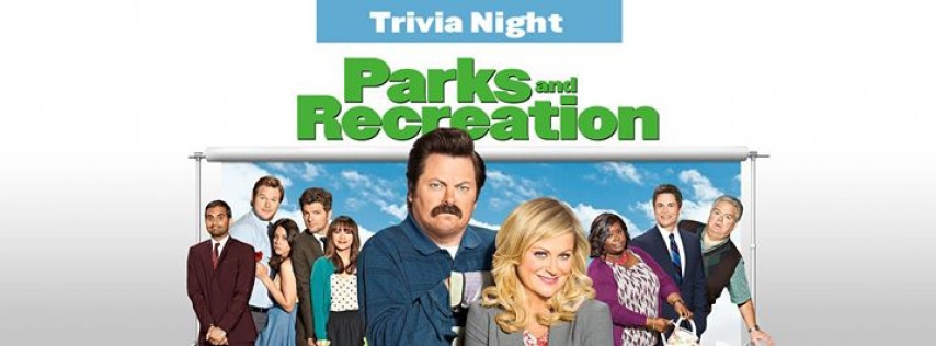 Parks and Rec Trivia Night