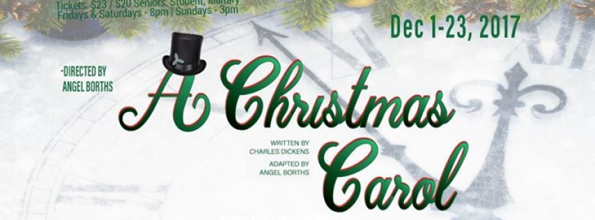 A Christmas Carol - Carrollwood Players