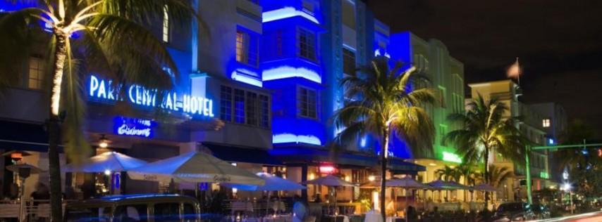 Miami Beach's New Year's Eve Celebration 2018