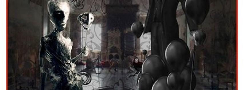 New Years Noir a dark formal ball