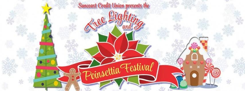Tree Lighting & Poinsettia Festival
