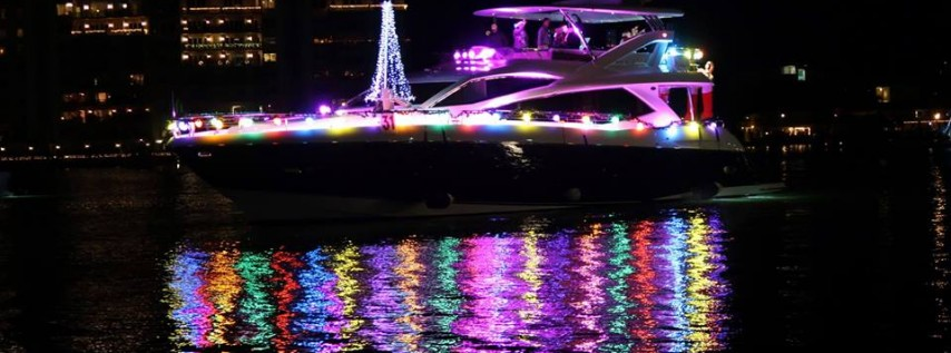 32nd Annual Holiday Boat Parade of Lights