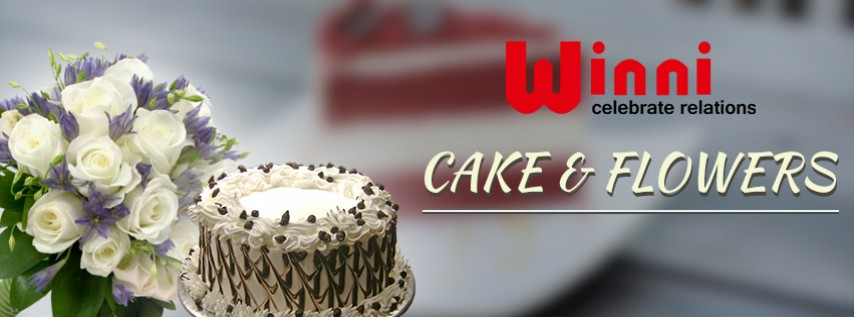 Affordable cake and flowers delivery in Jaipur