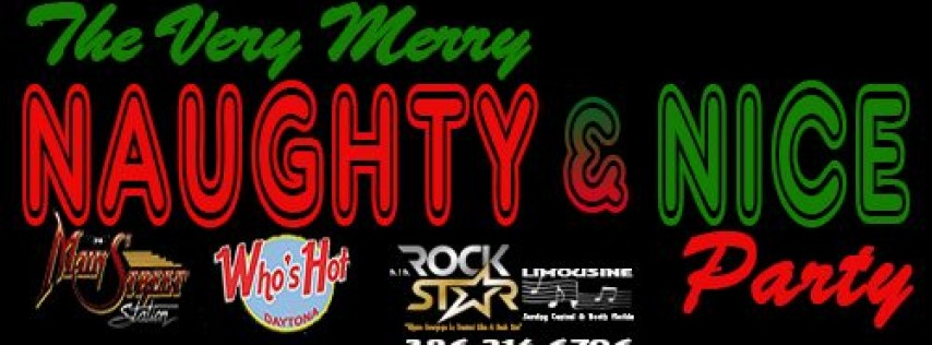 The Very Merry Naughty & Nice Party