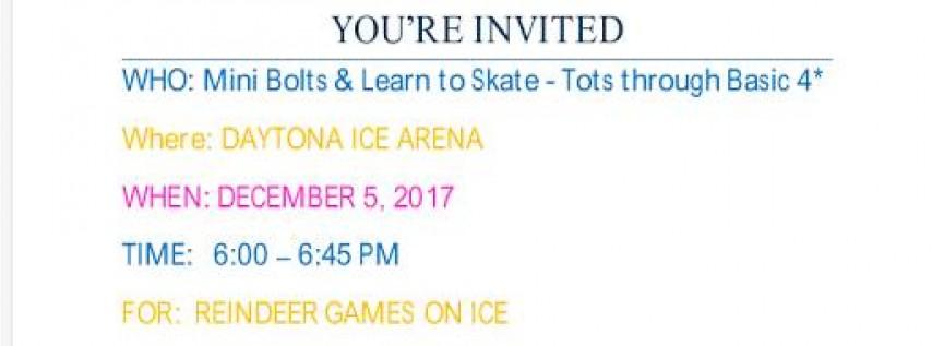Reindeer Games On Ice