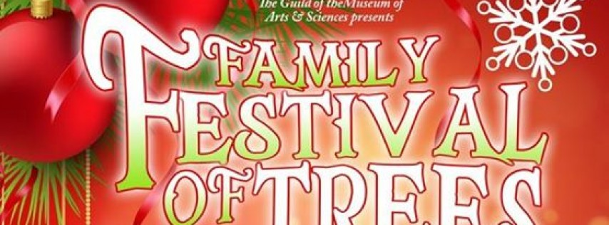 Family Festival of Trees