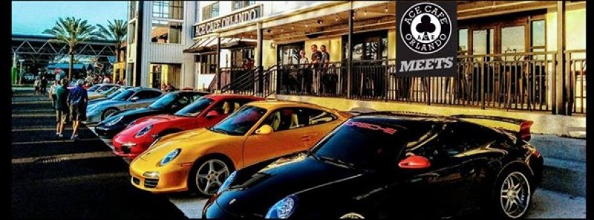 Porsche Night at the Ace