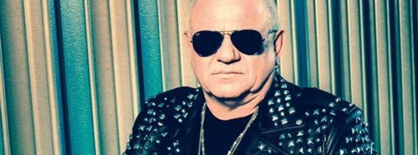 Udo Dirkschneider at The Orpheum