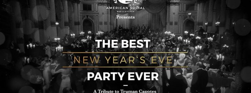 The Best New Year's Eve Party Ever