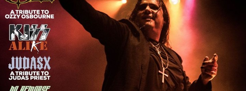 A Very Metal New Year�s Eve feat. Ozz with Special Guests