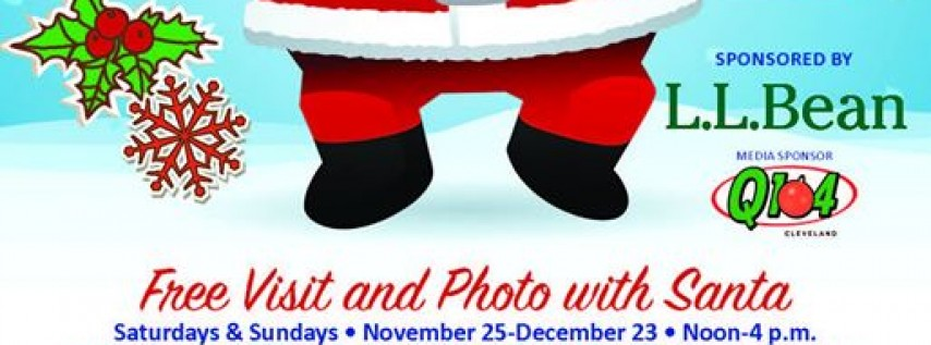 Visit with Santa & Help a Great Cause