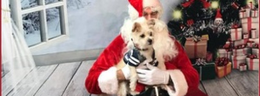 Operation Kindness Pet Photos with Santa