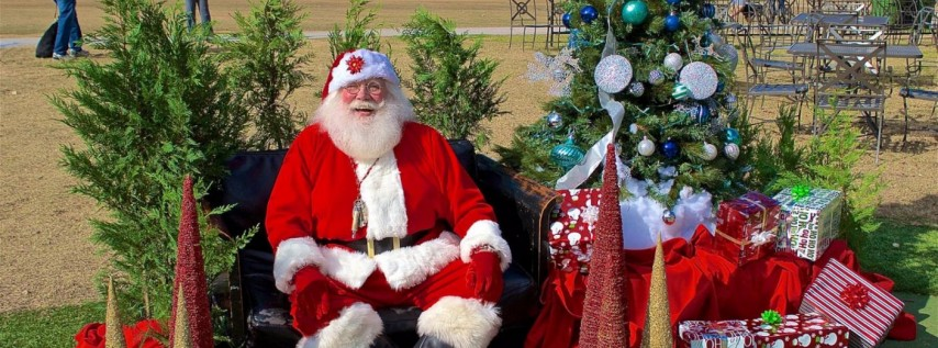 Strike a Pose with Santa at Park Tavern This Weekend