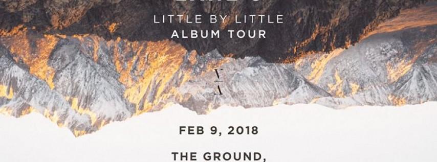 Lane 8: Little By Little Tour, Miami