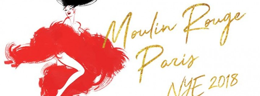 Marion Miami Presents Moulin Rouge Paris NYE 2018