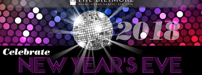 New Year's Eve Gala at the Biltmore Hotel