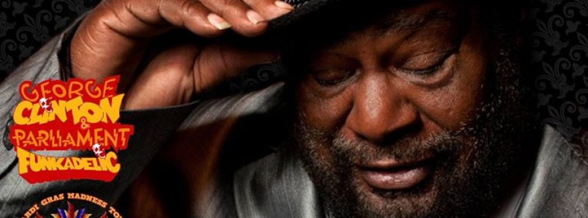 George Clinton & Parliament with Funkadelic