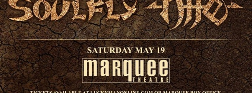 Soulfly and Nile live at The Marquee